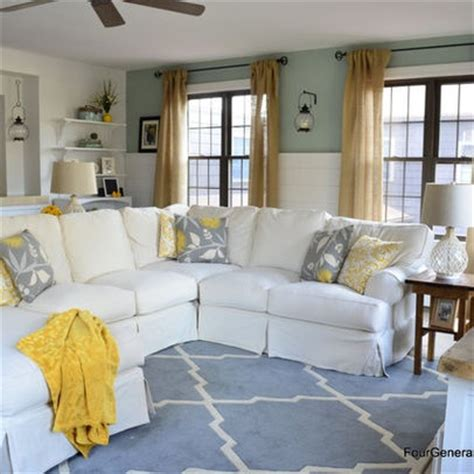 gray yellow blue living room grey yellow and blue living room interior design