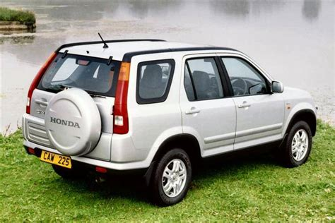 honda crv 2ltr honda cr v 2002 2006 used car review car review