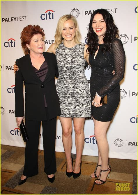 pablo schreiber real height full sized photo of taylor schilling laura prepon orange