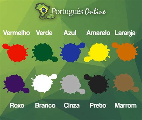 colors in portuguese colores en portugu 233 s colores de brasil color portugu 233 s