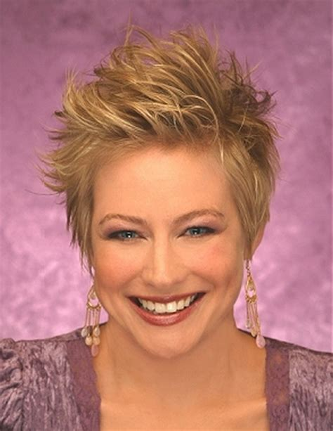 spiked hairstyles for spiky short haircuts for women