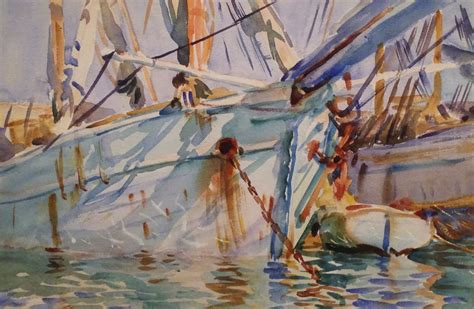 sargent the watercolours whitney alexanderson heavey john singer sargent watercolors and yarka watercolors review