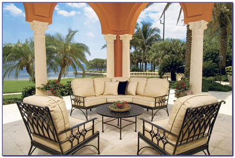 aluminum patio furniture touch  paint  examples