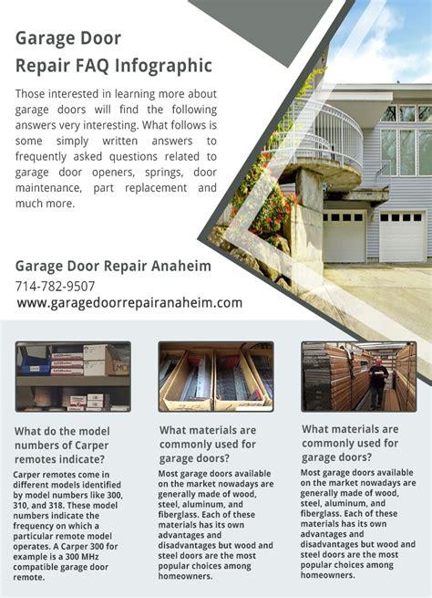 Anaheim Garage Door Repair About Us 714 782 9507 Garage Door Repair Anaheim Ca