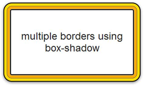 css inner border how to create borders in css3 sitepoint