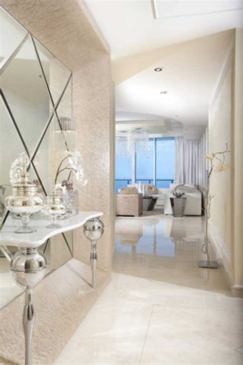 Dkor Interiors by A Plush Penthouse Residential Interior Design From Dkor Interiors