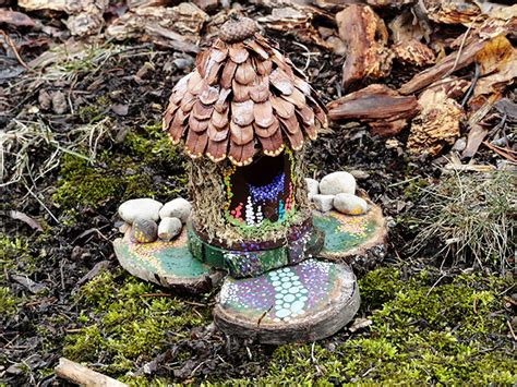 fairy garden house plans fairy house lesson plans