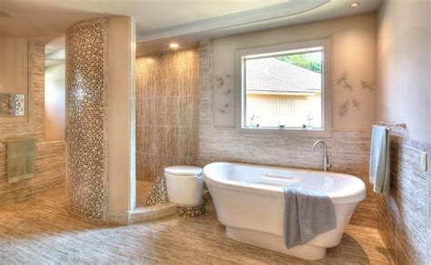 On Trend Bathrooms by Bathroom Trends For 2014 Serenity Safety And Style