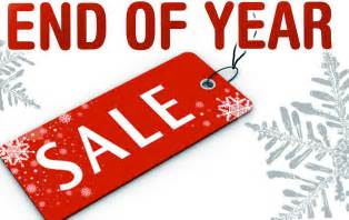 end of year sale 2014