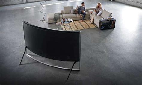 curved tv samsung uesw im test pc magazin