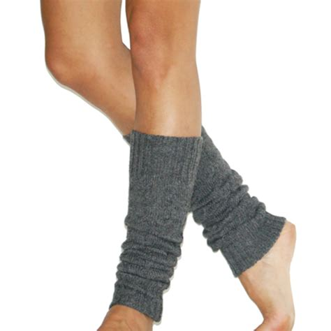 leg warmers cable knit cable knit charcoal leg warmers twittentwitten