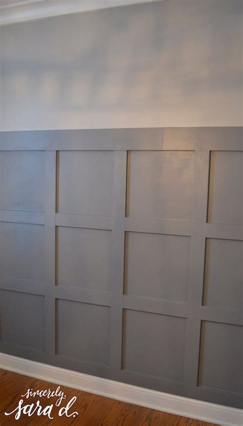 dining room wall treatment sincerely d