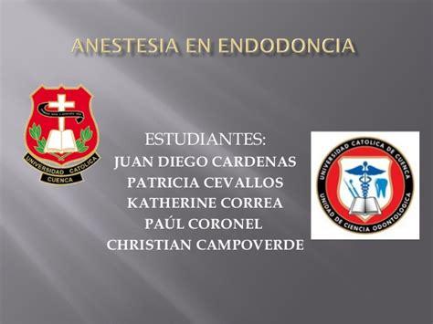 patricia cardenas linkedin anestesia en endodoncia