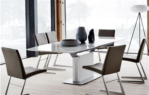 Contemporary Dining Room Table Chairs Modern Dining Furniture Contemporary Dining