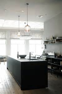 Black Kitchen Island Lighting The Modern Sophisticate Matte Black