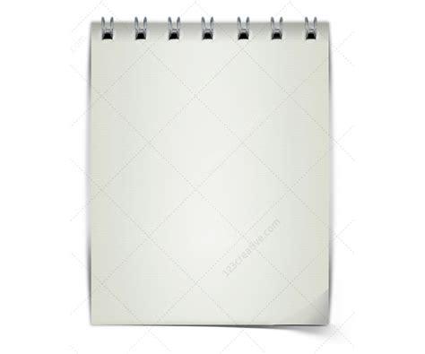 notebook template psd notepad template notebook paper psd spiral notebook