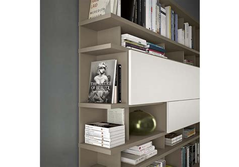 libreria ingresso libreria componibile modulare spazioteca