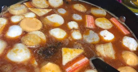 resep tomyam suki suki enak  sederhana cookpad