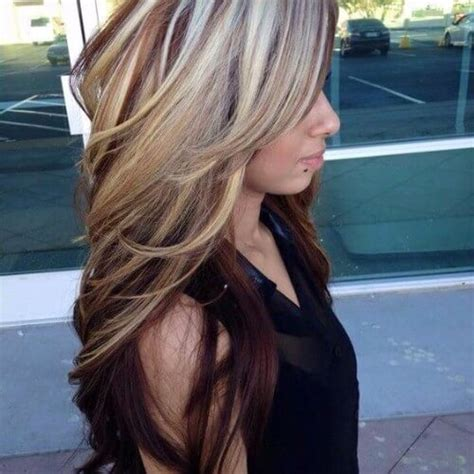 blonde and burgundy hairstyles 30 burgundy hair ideas for blonde red and brunette hair