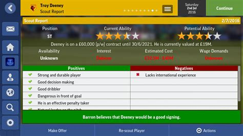 manager for android football manager mobile 2017 lands on android and ios smartphones