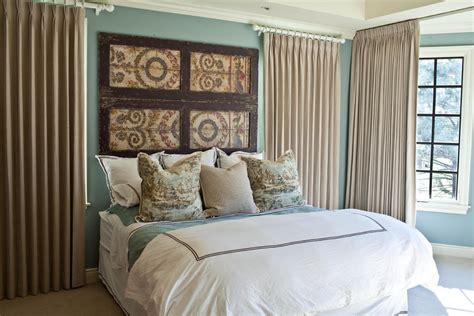 make an eye catching headboard bedroom wallpaper ideas make a big statement in your spaces nell hills