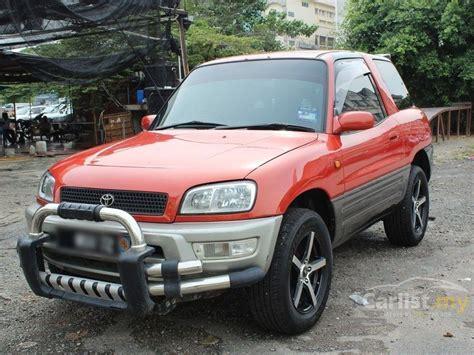 how to sell used cars 1997 toyota rav4 regenerative braking toyota rav4 1995 2 0 in selangor automatic suv orange for rm 32 000 4191937 carlist my