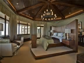 the master bedroom giant master bedroom bed in middle fubiz media