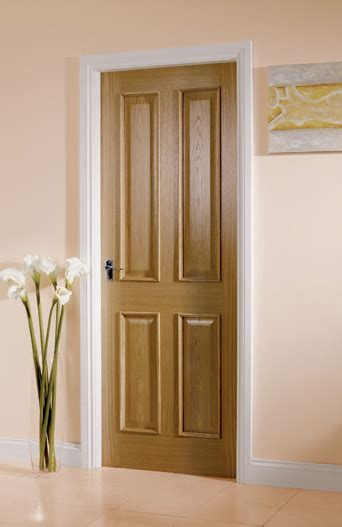 4 Panel Oak Interior Door 4 Panel Oak Bolection Mouldings Interior Door