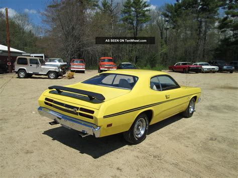 plymouth 340 duster 1970 plymouth duster 340