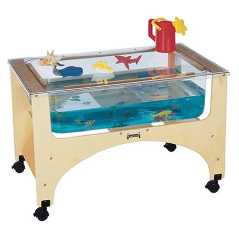 Water Table by Sand And Water Table See Through Sensory Table