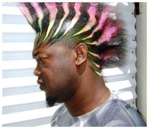 different types of mohawks for black men pinterest the world s catalog of ideas