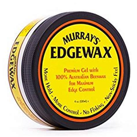 Murrays Edgewax Pomade Pomade Murrays Edgewax 100 Or Diskon Murray S Edgewax 100 Australian Beeswax 4