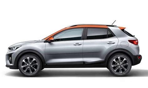 kia stonic  compact suv  kia cars news
