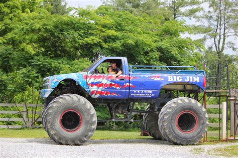 outside monster truck best read guide smoky mountains exciting outdoor action