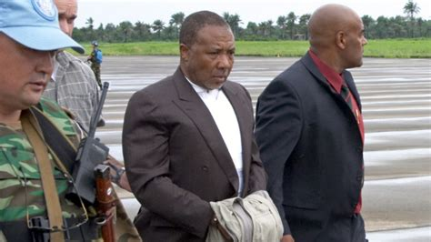 ex president of liberia aided war crimes court rules charles taylor s defense to counter prosecutor sentencing