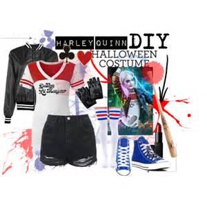Baseball Halloween Costume Women Diy Harley Quinn Costume Polyvore