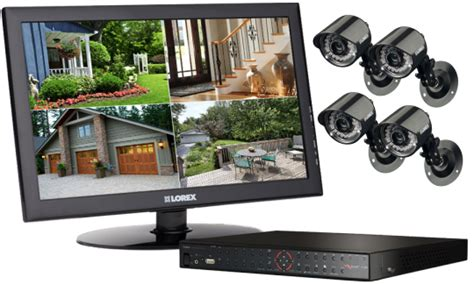 feel safe and secure with high definition cctv protection