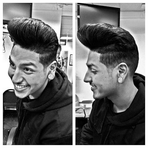 the fonz hairstyle the fuuuckin fonz ayyyyeeeee barberflow barberlife