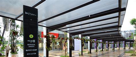 referensi desain atap parkiran idaman terbaru gambar rumah