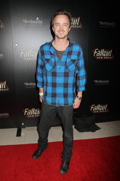 aaron paul video game aaron paul pictures fallout new vegas video game launch