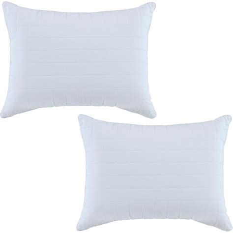 sertapedic quilted pillow set of 2 walmart
