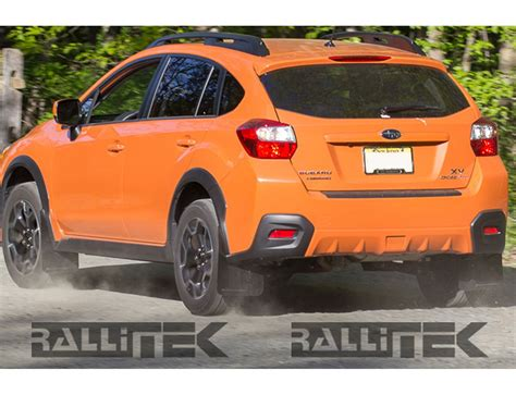 custom subaru crosstrek rally armor ur mud flaps crosstrek 2013 2017