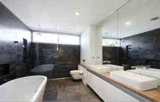 Contemporary by Contemporary Bathroom Modern House Interior Design