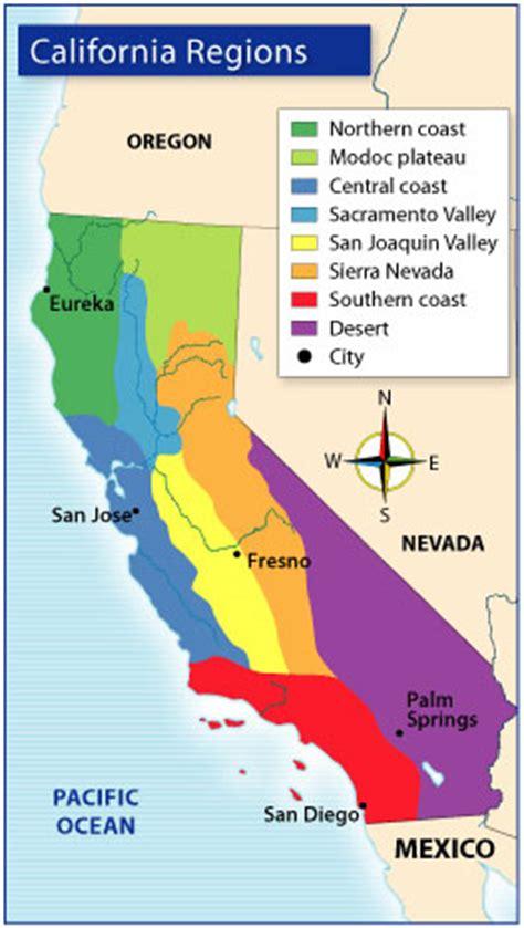 california cities map quiz california map desert region
