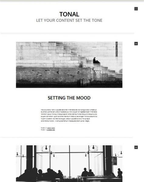 wordpress archive layout top free wordpress themes of 2014