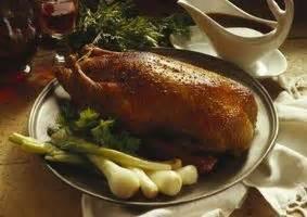 la voie gourmet chef pour cuisiner un canard entier