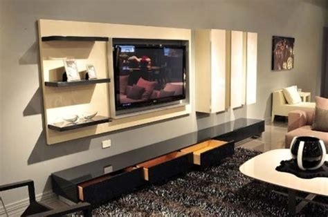tv cabinets for flat screens on wall   Tv Cabinet Designs
