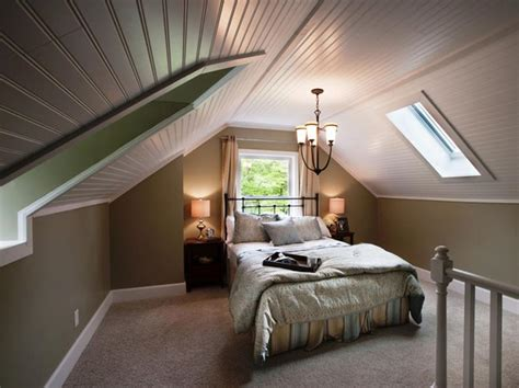 dazzling attic bedroom design ideas rilane