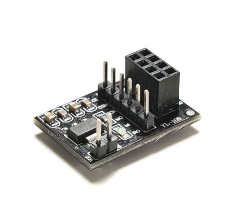 Rf Nrf 24l01 Uart Adapter 1 5v 3 3v vcc adapter board for nrf24l01 wireless module philippines makerlab electronics