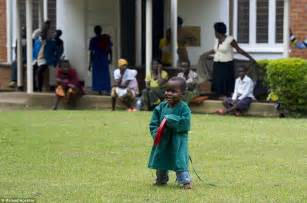 the blind boy who can see shows a six year blind boy in uganda see for the
